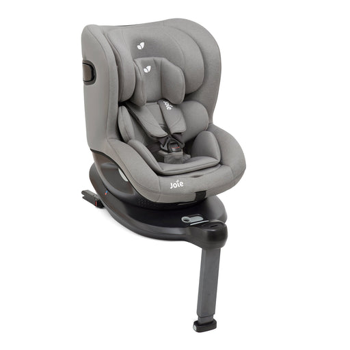 Joie i-Spin 360 i-Size Car Seat - Grey Flannel (Grey)