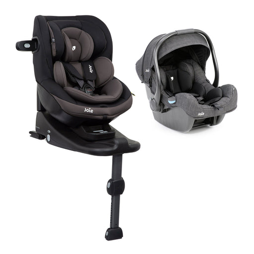 Joie i-Venture (Ember), i-Gemm and i-Base Advance newborn-4 years i-Size bundle - Pushchair Expert