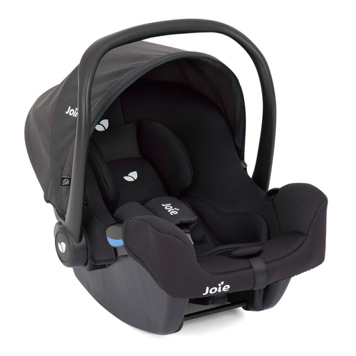 Joie i-Snug i-Size infant carrier - Coal - Pushchair Expert
