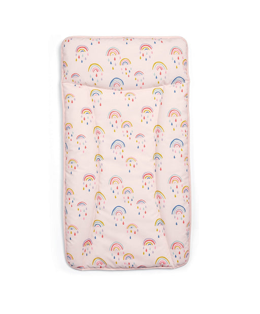 Mamas & Papas Essentials Changing Mattress - Rainbows - Pushchair Expert