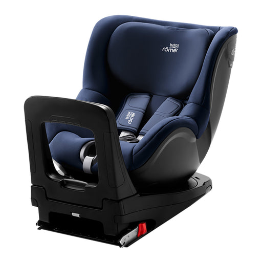 Britax Rӧmer Dualfix M i-Size car seat - Moonlight Blue - Pushchair Expert