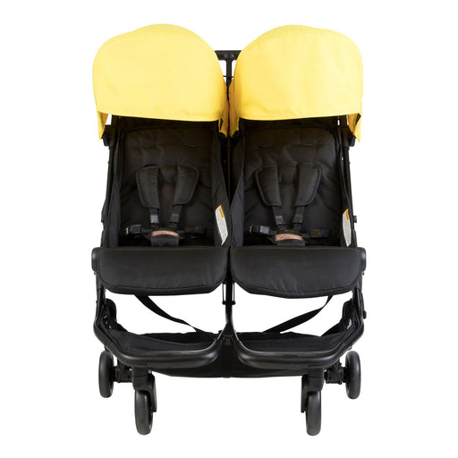 Mountain Buggy Nano Duo - Cyber - Pushchair Expert