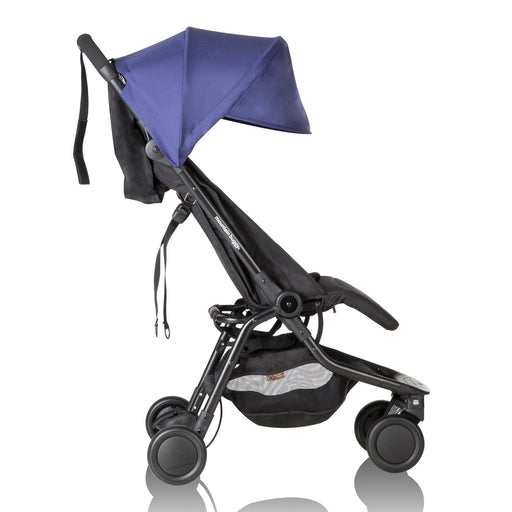 Mountain Buggy Nano - Nautical - Pushchair Expert