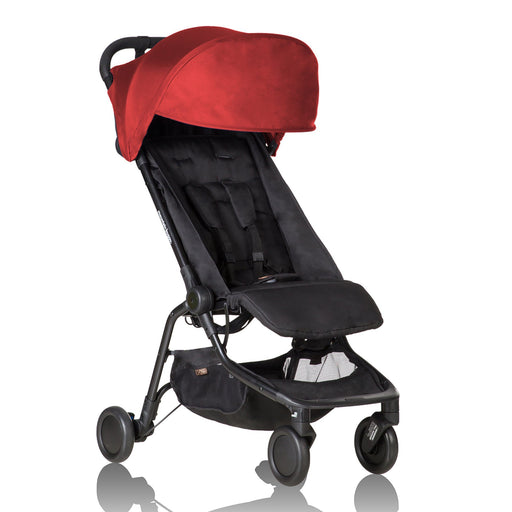 Mountain Buggy Nano - Ruby - Pushchair Expert