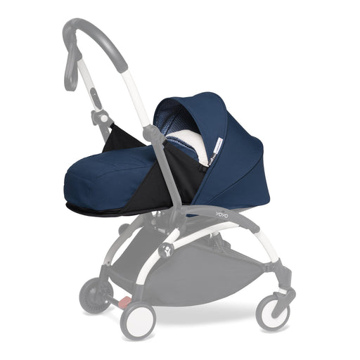 Babyzen YOYO 2 Newborn Pack - Air France Blue - Pushchair Expert