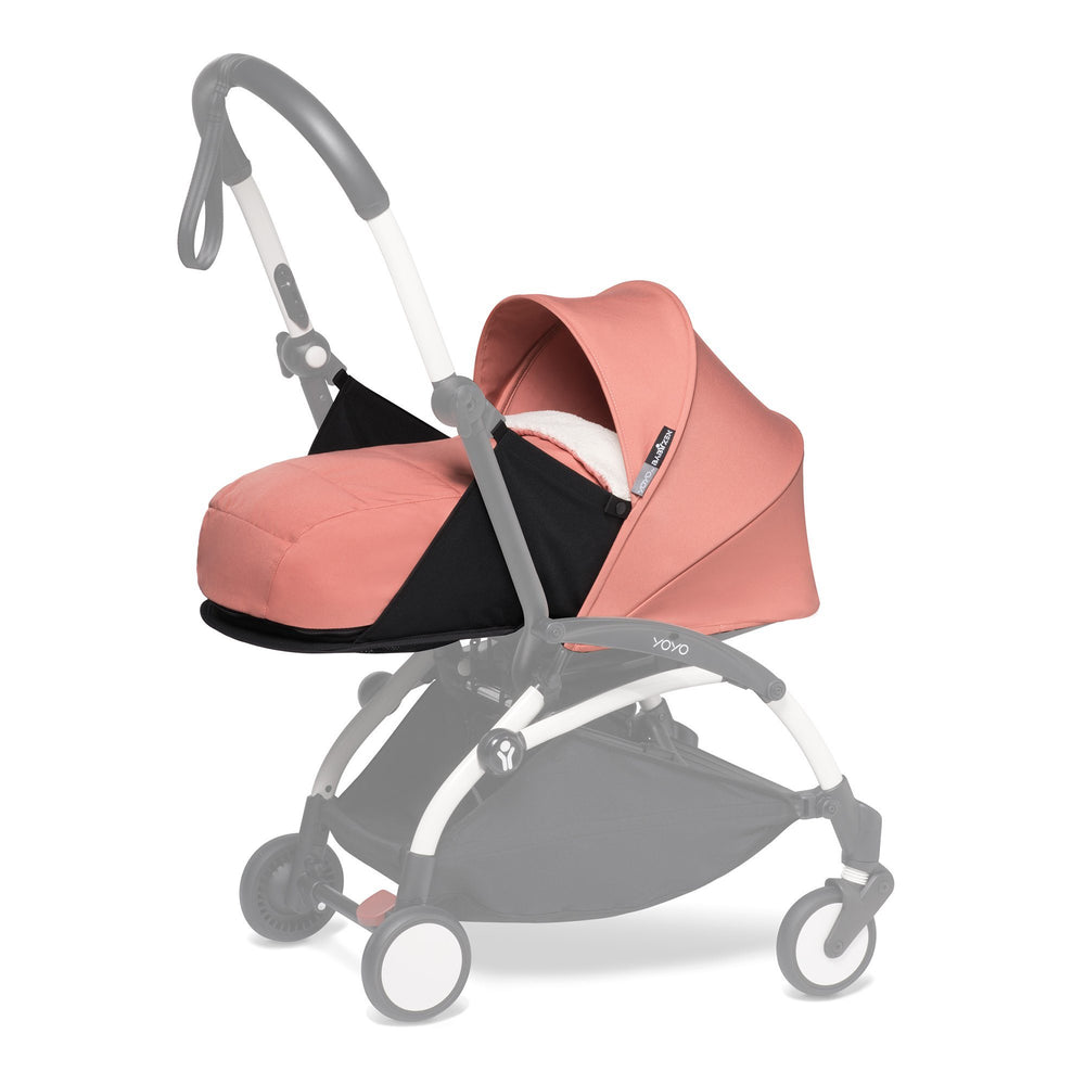 Babyzen YOYO 2 Newborn Pack - Ginger - Pushchair Expert