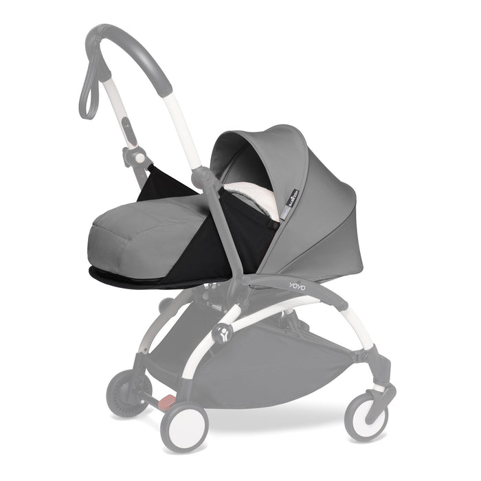 Babyzen YOYO 2 Newborn Pack - Grey - Pushchair Expert