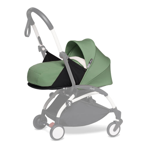 Babyzen YOYO 2 Newborn Pack - Peppermint - Pushchair Expert