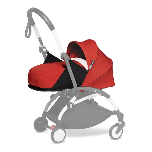 Babyzen YOYO 2 Newborn Pack - Red - Pushchair Expert