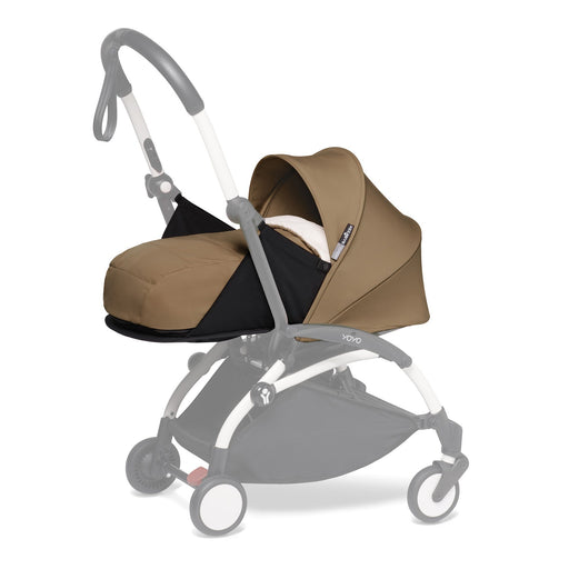 Babyzen YOYO 2 Newborn Pack - Toffee - Pushchair Expert