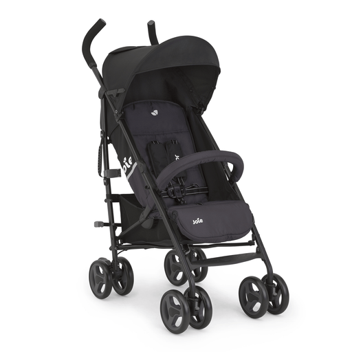 Joie Nitro LX umbrella stroller - Two Tone Black - Pushchair Expert