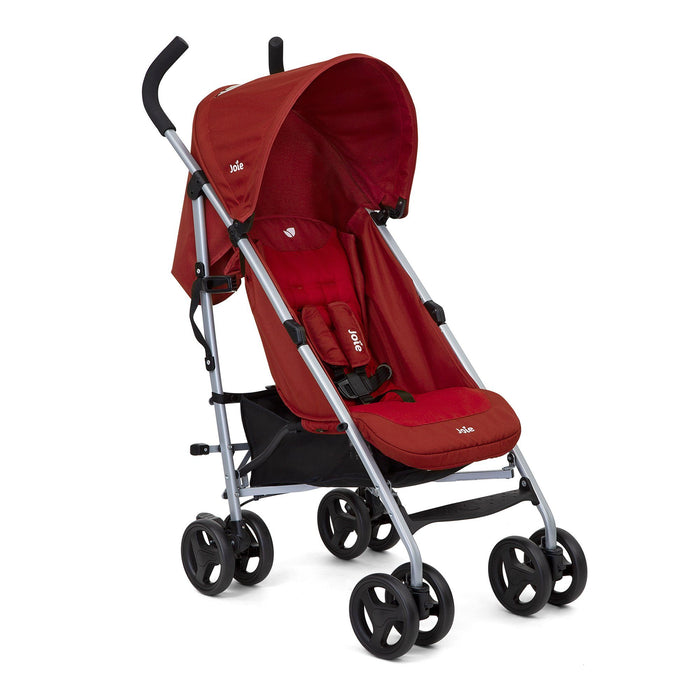 Joie Nitro umbrella stroller - Cranberry - Pushchair Expert