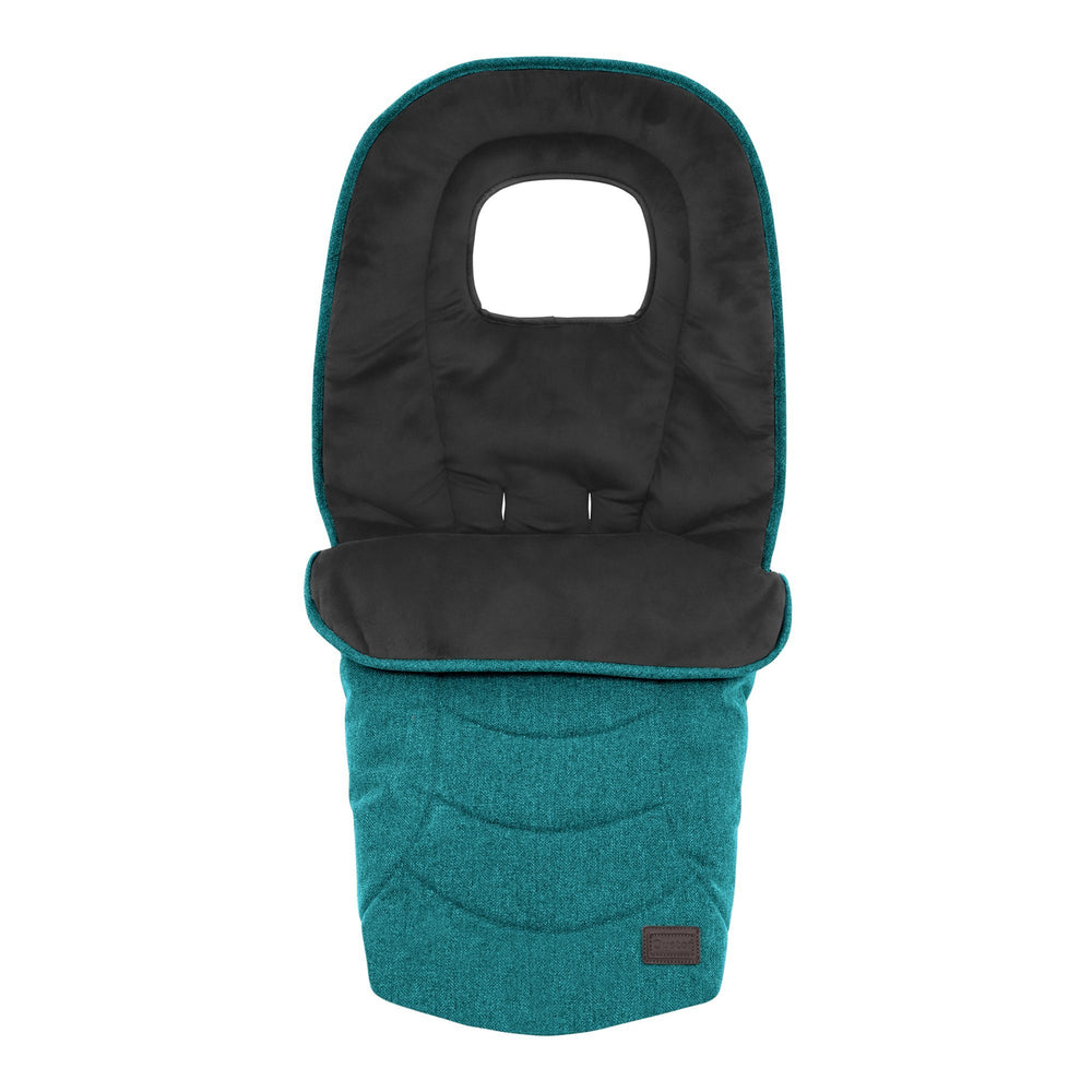 BabyStyle Oyster 3 Peacock Footmuff - Pushchair Expert