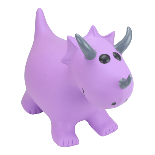HappyHopperz - Purple Triceratops