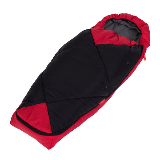 phil&teds Snuggle & Snooze Sleeping Bag - Red