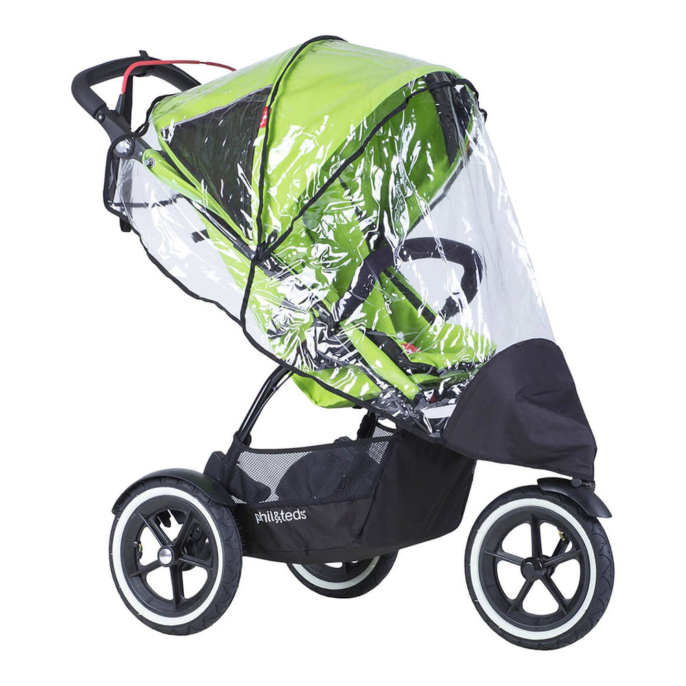 phil&teds sport single storm cover - Pushchair Expert