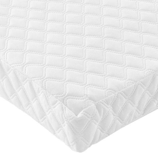 Tutti Bambini Sprung Cot Bed Mattress (70 x 140cm) - Pushchair Expert