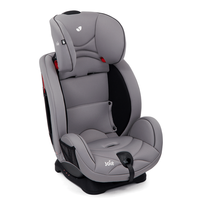 Joie Stages Group 0+/1/2 car seat - Grey Flannel - Pushchair Expert