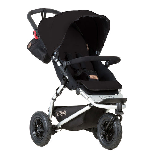 Mountain Buggy Swift - Black - Pushchair Expert