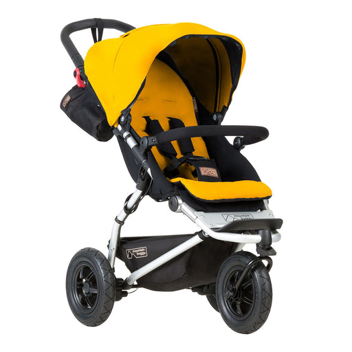 Mountain Buggy Swift - Gold - Pushchair Expert