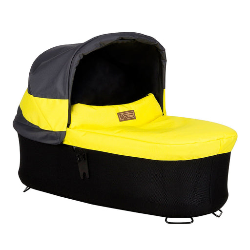 Mountain Buggy Carrycot Plus for Terrain or Urban Jungle - Pushchair Expert
