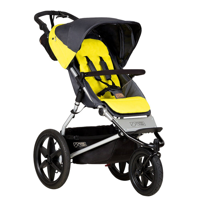 Mountain Buggy Terrain - Pushchair Expert