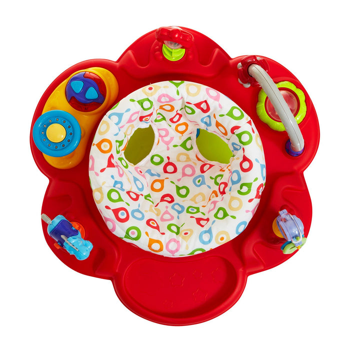 My Child Twizzle Entertainer Activity Centre - Brights - Pushchair Expert