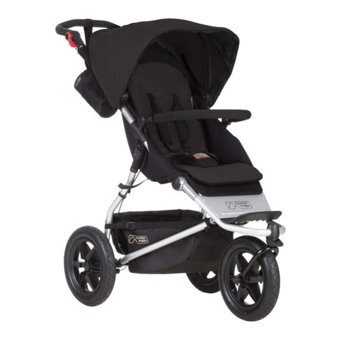 Mountain Buggy Urban Jungle - Black - Pushchair Expert