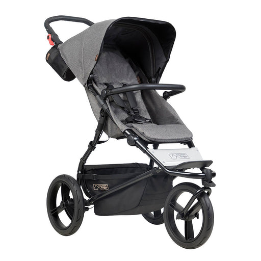 Mountain Buggy Urban Jungle Luxury - Herringbone - Pushchair Expert