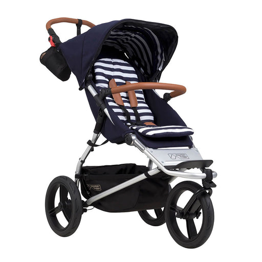 Mountain Buggy Urban Jungle Luxury - Nautical - Pushchair Expert