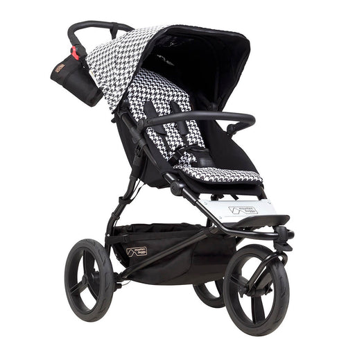 Mountain Buggy Urban Jungle Luxury - Pepita - Pushchair Expert
