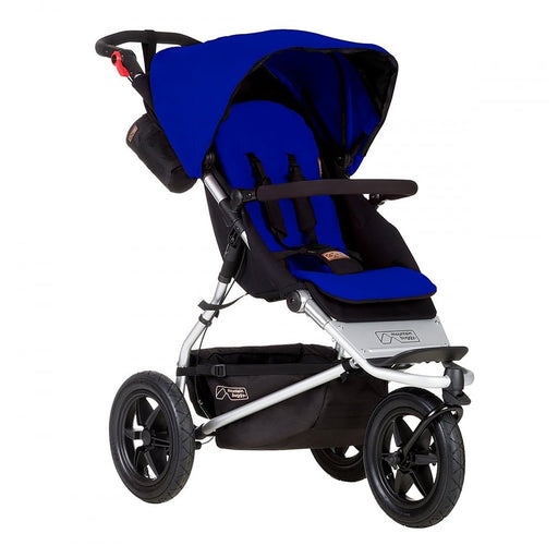 Mountain Buggy Urban Jungle - Marine - Pushchair Expert
