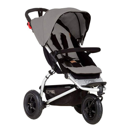 Mountain Buggy Urban Jungle - Silver - Pushchair Expert