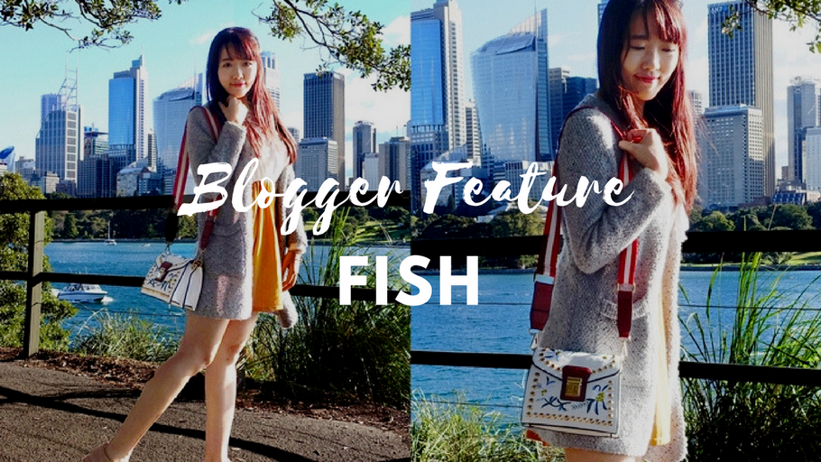 BLOGGER FEATURE : FISH (博客介绍)