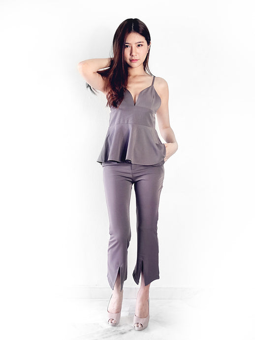 Samantha Set Wear (Grey)