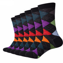 Cotton Socks - 6 Pairs