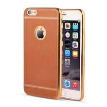 Leather Case For iPhone Models