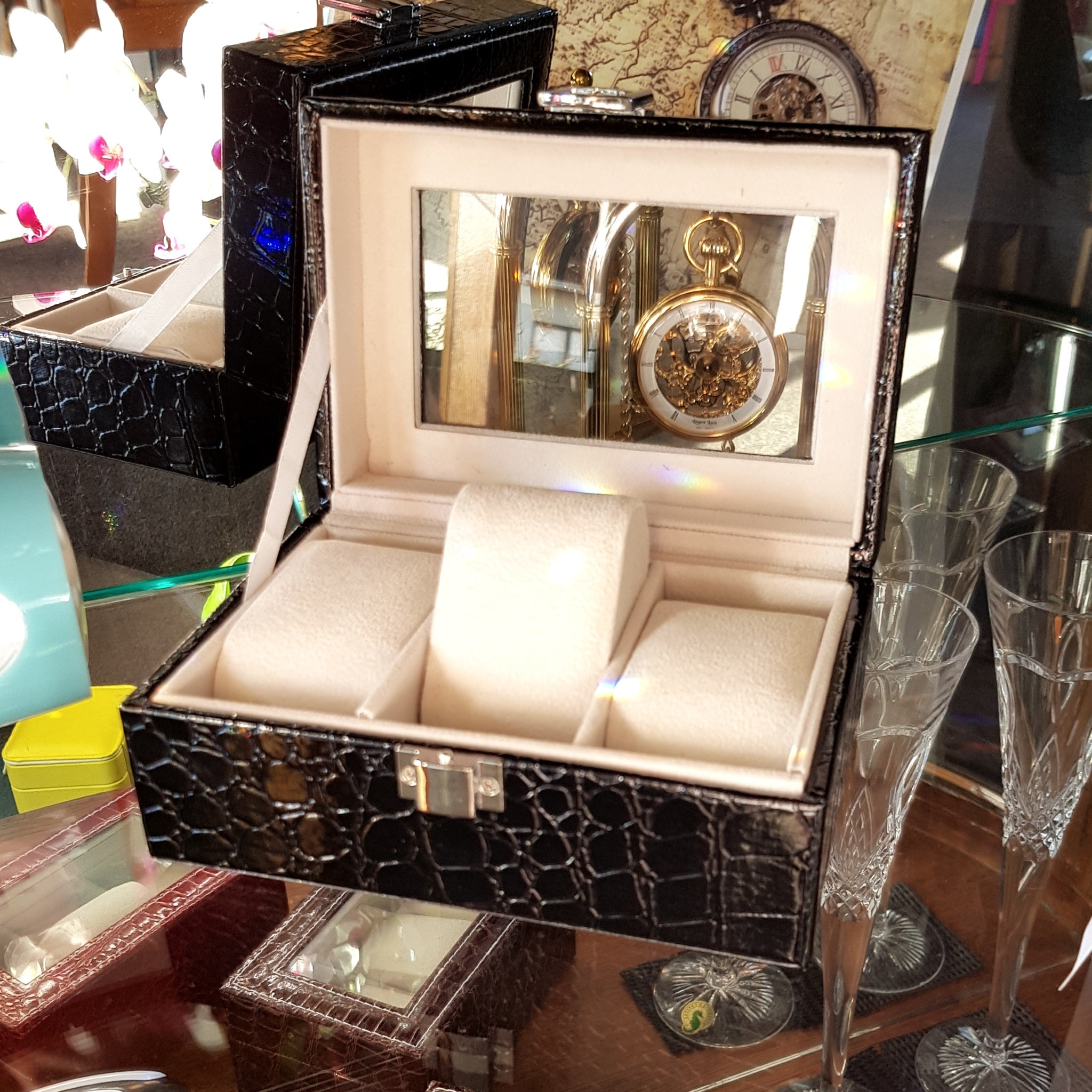 Jewellery & Watch Boxes from $12.50