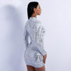 Janessa Sequin Dress
