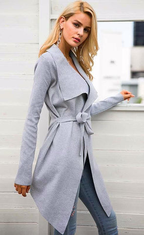 Cordelia Cardigan Coat