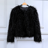 Shana Faux Fur Coat