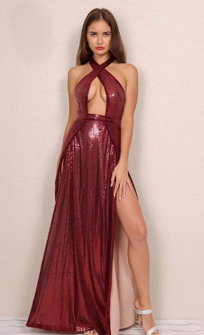 Jeannie Luxe Gown