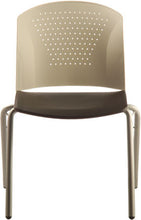 Caddy Chair - Plastic Back and Seat