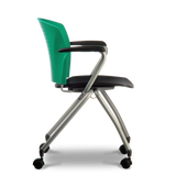 2PP Caddy Chair - Plastic Back and Seat