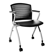 Fitz Chair - Plastic Back and Seat