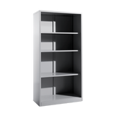 Metal Open Shelf Cabinets