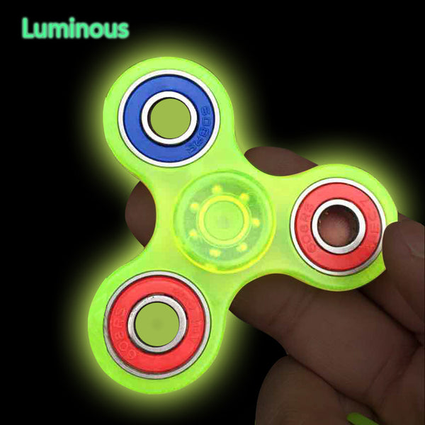 The  Glow Fidget Spinner