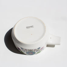 Jessie Tait for Midwinter: Creamer in the 'Country Garden' Pattern