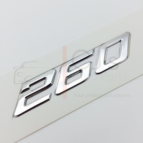 Chrome VY HSV 260 Badge