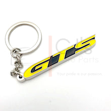 Load image into Gallery viewer, Yellow GTS Keyring